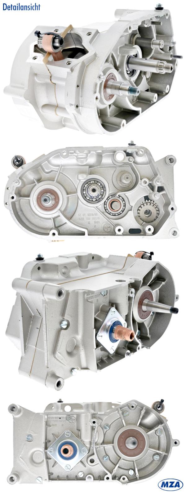 Rumpfmotor Ø50,1 mm S70 S83